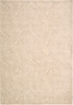 Kathy Ireland Hollywood Shimmer KI100 BISQU Paradise Cove Bisque Closeout Area Rug