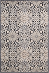 Kathy Ireland Bel Air KI300 CHAR Marseille Charcoal Closeout Area Rug