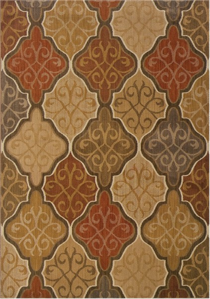 Oriental Weavers Kasbah 3832c Area Rug