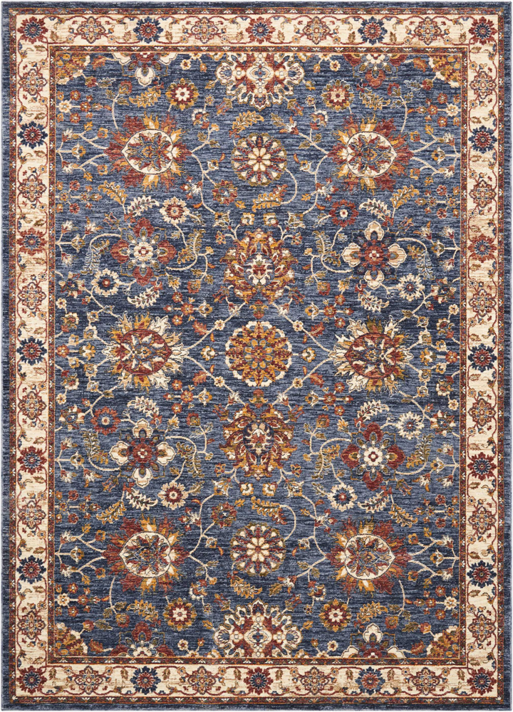 Nourison Lagos Lag04 Blue Area Rug Rugs A Bound