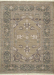 Jaipur Village LCA2352 Silver Medium Gray Traditional Closeout Area Rug