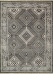 Jaipur Village LCA2353 Liquorice Classic Gray Traditional Closeout Area Rug