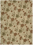 Liz Claiborne Home Modern Elegance LH01 OAT Oatmeal Closeout Area Rug