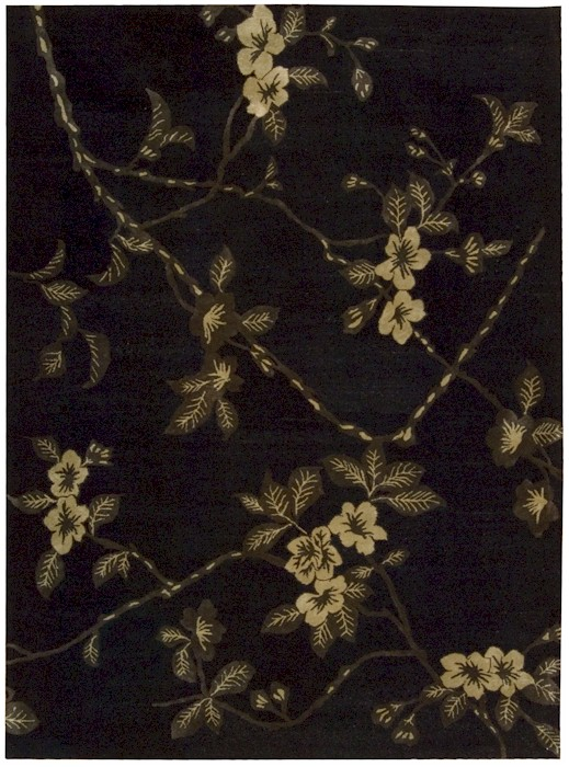 Liz Claiborne Home Modern Elegance Lh08 Blk Black Closeout