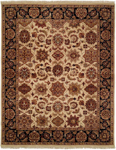 Kalaty Lateef LT-805 Ivory/Black Closeout Area Rug