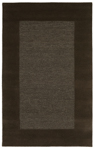 Trans-Ocean Liora Mann Madrid 1300/47 Border Charcoal Area Rug