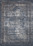 Kathy Ireland Home Malta MAI01 NAVY Area Rug