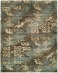 Allara Madurai AI-1004 Sky/Brown Closeout Area Rug