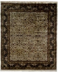 Kalaty Majestic MJ-941 Beige/Black Closeout Area Rug