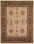 Kalaty Majestic MJ-944 Ivory/Black Closeout Area Rug