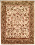Kalaty Majestic MJ-947 Ivory/Green Closeout Area Rug