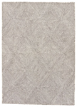Jaipur Traditions Made Modern Tufted MMT19 Exhibition Whisper White & Beluga Area Rug