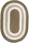 Colonial Mills Jefferson & Monroe M046 Chocolate Closeout Area Rug