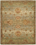 Designer Series DS040018 Blue Small Border Rug