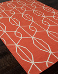 Jaipur Maroc MR17 Naima Orange Rust & Pristine Closeout Area Rug