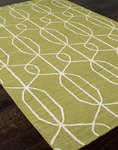 Jaipur Maroc MR18 Naima Turtle Green & Whitecap Gray Closeout Area Rug