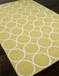 Jaipur Maroc MR35 Aarya Wild Lime/White Closeout Area Rug - Fall 2013