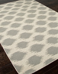 Jaipur Maroc MR40 Nyasha Griffin & Turtledove Closeout Area Rug