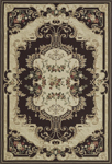 Dalyn Malta MT4 Chocolate Area Rug