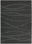 Joseph Abboud Monterey MTR02 MDGRY Midnight Grey Closeout Area Rug