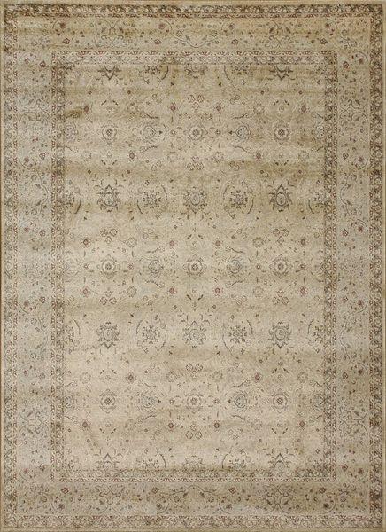 Loloi Mystique My 04 Flax Antique Beige Closeout Area Rug