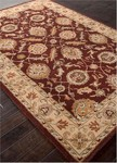 Jaipur Mythos MY09 Callisto Chocolate Truffle & Birch Closeout Area Rug