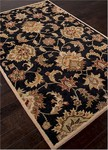 Jaipur Mythos MY11 Abers Dress Blues & Fall Leaf Area Rug