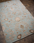 Jaipur Narratives NA06 Huxley Soft Mint/Soft Mint Closeout Area Rug - Spring 2014