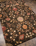 Jaipur Narratives NA07 Huxley Deep Charcoal/Deep Charcoal Closeout Area Rug - Spring 2014