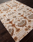 Jaipur Narratives NA11 Cooper Antique White/Antique White Closeout Area Rug - Spring 2014