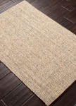 Jaipur Naturals Sanibel NAS03 Daytona Curry & Crème Brulee Area Rug