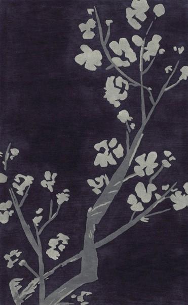 home u003e color u003e purple u003e surya natura nat7015 purple closeout area rug
