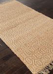 Jaipur Naturals Tobago NAT01 Zavier Beige & Incense Area Rug