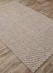 Jaipur Naturals Tobago NAT15 Silverbell Tan & Neutral Gray Closeout Area Rug