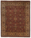 Kalaty Nomad D ND-697 Red/Ivory Closeout Area Rug