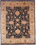 Kalaty Nomad D ND-741 Black/Ivory Closeout Area Rug