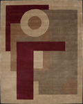 Nourison Dimensions ND05 MTC Multi Closeout Area Rug