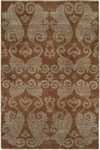 Kalaty Nirvana NR-933 Brown Closeout Area Rug