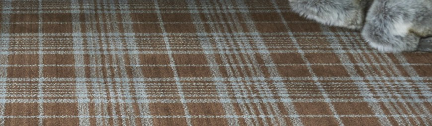 Nourison Broadloom Gingham Collection