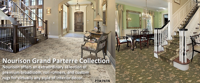 Nourison Grand Parterre Collection - Broadloom Carpet