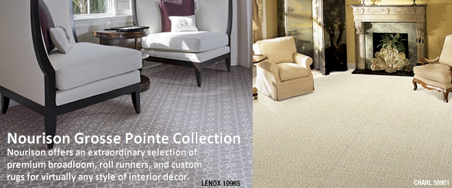 Nourison Grosse Pointe Collection - Broadloom Carpet