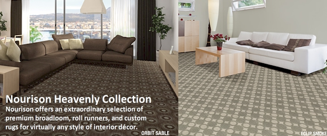 Nourison Heavenly Collection - Broadloom Carpet