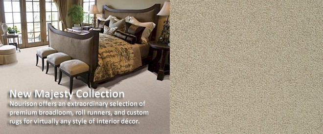 New Majesty Collection - Broadloom