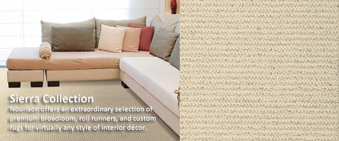Sierra Collection - Broadloom