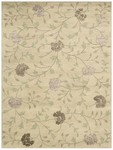 Nourison Oasis OAS01 NAT Natural Closeout Area Rug