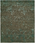 Allara Orai RA-1006 Brown Area Rug