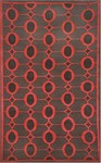 Trans-Ocean Liora Mann Palermo 7625/24 Arabesque Red Closeout Area Rug