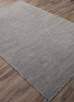 Jaipur Paramount PAM03 Silver Blue & Antique White Area Rug