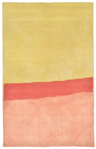 Trans-Ocean Piazza 7280/18 Zen Sunrise Closeout Area Rug