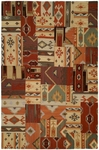 Kalaty Patchwork PC-921 Multi Closeout Area Rug